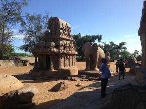 Mahabalipuram - Tamil Nadu India