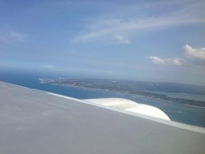 Arrivée à Bali