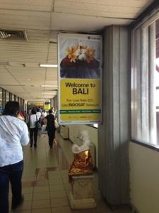 Welcome Bali