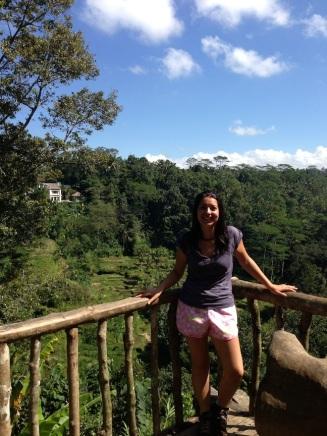 Forêt primaire près d'Ubud Bali - Lucie au jardin botanique